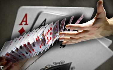 استراتژی کارت رو شده در کازینو