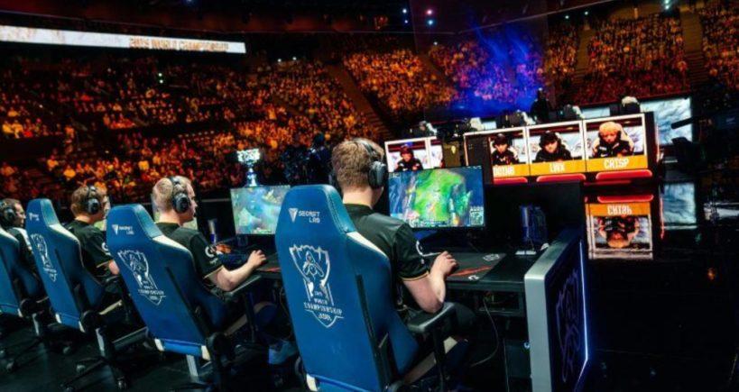 آموزش شرط بندی روی ESports