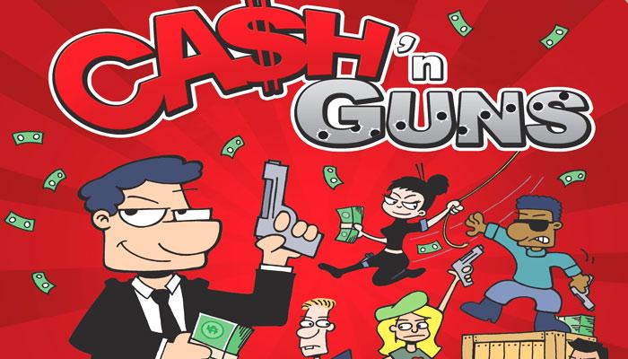 بازی پول و تفنگ