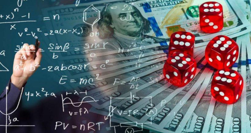 کاربرد ریاضیات شرطبندی