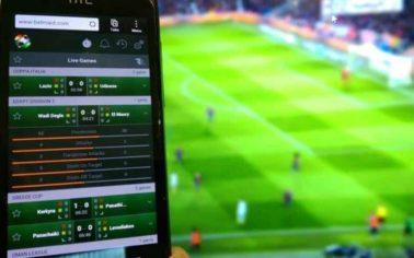 آموزش استراتژی شرطبندی زنده فوتبال
