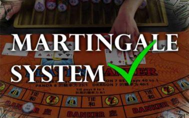آموزش استراتژی مارتینگل باکارات