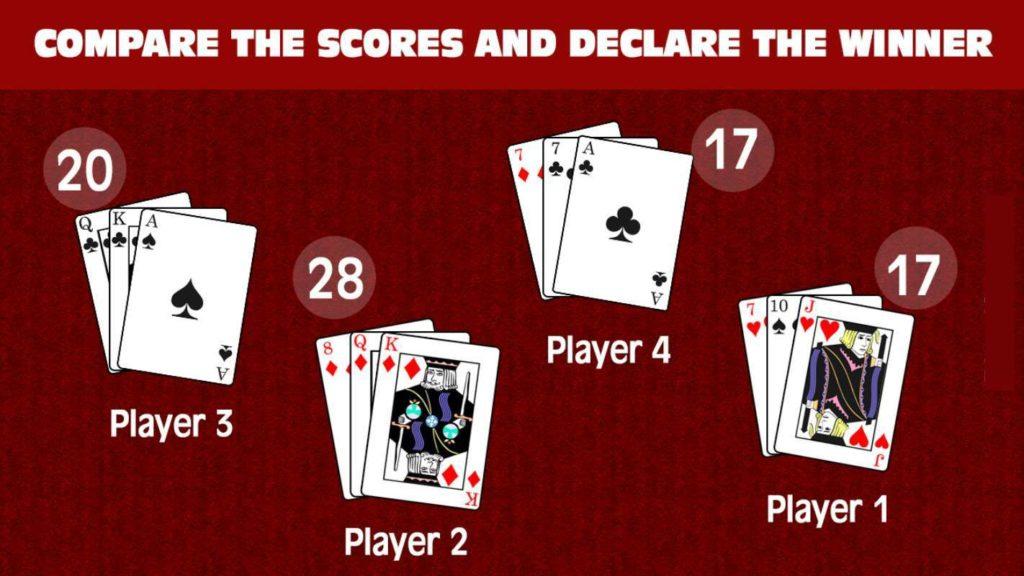 آموزش بازی ورق ۳۱2