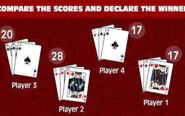 آموزش بازی ورق ۳۱