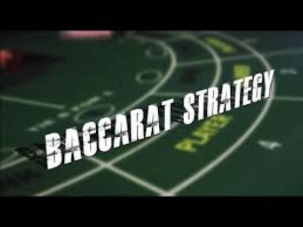 استراتژی های باکارات