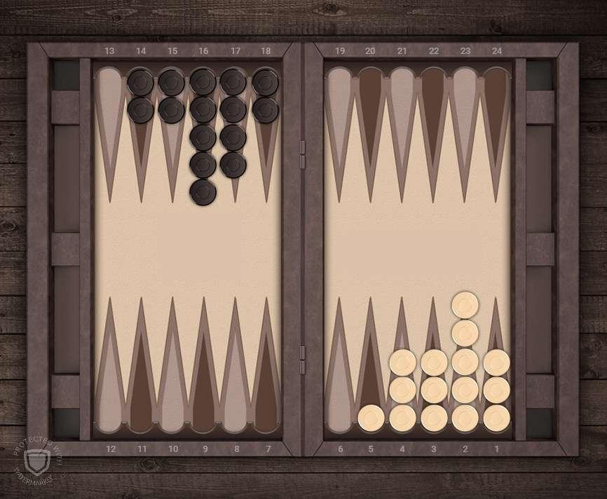 برنده شدن در بازی تخته نرد بلند