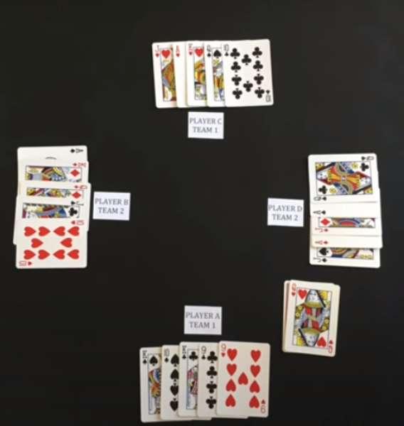 تعیین خال حکم در بازی فریب