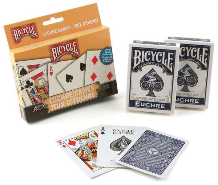 کارت های بازی فریب