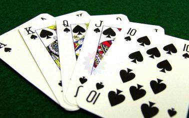 بازی پوکر سه کارته