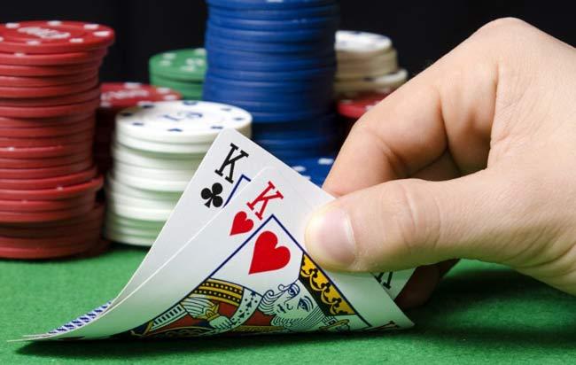 لیست اسامی پاکت ها در بازی پوکر